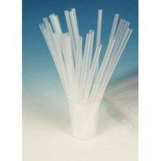 Трубочки коктейльные прозрачные прямые 1000 штук (0,5*21см), Артикул: 53446, Производитель: