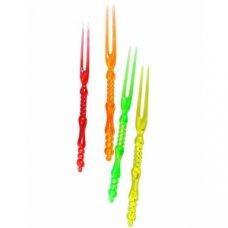 Вилочка для канапе 250 штук (L=110мм), Артикул: HNC-456, Производитель:
