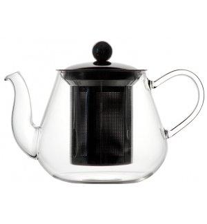 Чайник из боросиликатного стекла с фильтром 600мл, Артикул: 1970, Производитель: MGSteel (Китай)