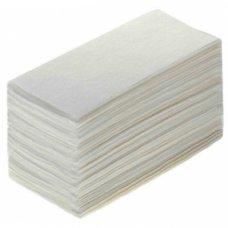 Полотенце однослойное белое Стандарт 200 листов V-сложение, Артикул: 0226, Производитель: