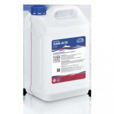 Моющее средство для сантехники и туалетов Dolphin Sani Acid 5л, Артикул: D011-5, Производитель: Dolphin (Россия)