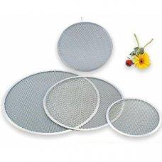 Сетка для пиццы алюминиевая упрочненная MGSteel d=41см, Артикул: PHS16, Производитель: MGSteel (Индия)