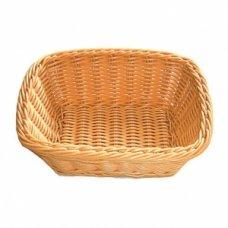 Корзина для хлеба прямоугольная 23*19*8см, Артикул: 95001095, Производитель: