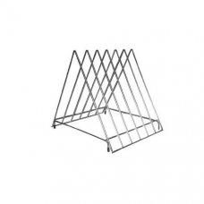 Подставка на 6 досок нержавеющая, Артикул: 486, Производитель: Juangmen Huiyuan Trade Co.LTD (Китай)
