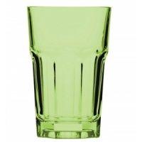 Хайбол зеленый закаленный Энджой Pasabahce 360мл