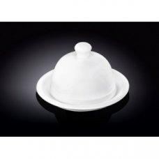 Масленка с крышкой Wilmax 9,5*5,5см, Артикул: 996111, Производитель: Wilmax (Англия)