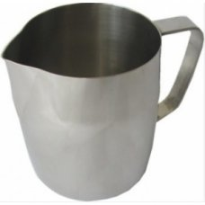 Молочник из нержавеющей стали 370мл, Артикул: BGS-III-F, Производитель: Индия