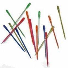 Пики пластиковые Булава 500 штук (L=8см), Артикул: 56536, Производитель: Россия