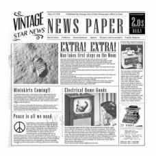 Бумага для подачи белая Vintage 1000 листов (25*25см), Артикул: 80002020, Производитель: Китай