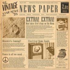 Бумага для подачи коричневая Vintage 1000 листов (30*30см), Артикул: 80002741, Производитель: Китай
