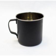 Кружка для коктейля нержавеющая с черным напылением 500мл, Артикул: 71002122, Производитель: Китай