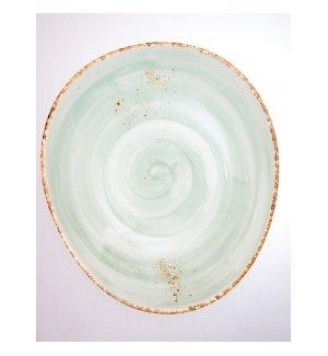 Салатник Organica Green d=350мм, 2000мл, Артикул: 71047298, Производитель: P.L. PROFF CUISINE (Китай)
