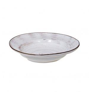 Салатник White Fusion d=220мм, 1000мл, Артикул: 73040203/73024327, Производитель: P.L. PROFF CUISINE (Китай)