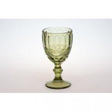 Бокал для вина зеленый 300мл