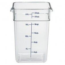 Мерный контейнер для пищевых продуктов CamSquare Cambro 20,8л