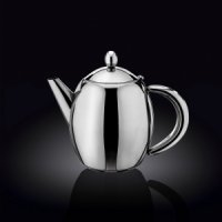 Чайник заварочный из нержавеющей стали Wilmax 1000мл