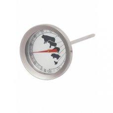 Термометр (0°C /+120°C) d=7,3 см. для мяса и птицы Tellier