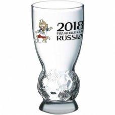 Стакан для пива Футбол Фут Пати ЧМ 0,41л, Артикул: N7078, Производитель: Опытный стекольный завод (Россия)