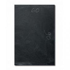 Доска для меню меловая без рамы 90*60см