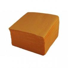 Салфетки однослойные желтые 300 штук (33*33см), Артикул: 58146, Производитель: Россия