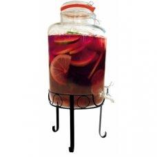 Подставка для емкости для настойки 8л (FIH 099) VB 20,5*20,5*19см, Артикул: FIH 099 AC, Производитель: Vin Bouquet (Испания)