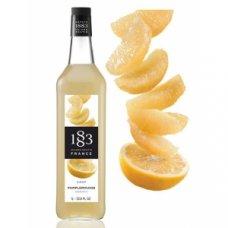 Грейпфрут сироп 1883 Maison Routin 1л, Артикул: 81230065, Производитель: 1883 Maison Routin (Франция)