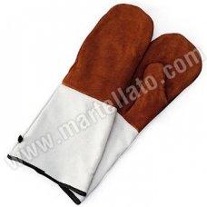 Перчатки длинные термостойкие с 1-м выделенным пальцем, Артикул: GL2, Производитель: Martellato (Италия)