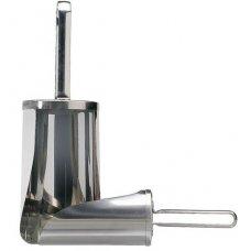 Совок для сыпучих продуктов нержавеющий Linden 190мм, 1250гр, Артикул: 522003-03, Производитель: Linden (Швеция)