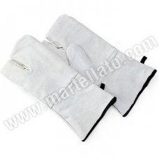 Перчатки длинные термостойкие с 2-мя выделенными пальцами , Артикул: GL3, Производитель: Martellato (Италия)