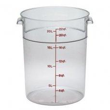 Мерный контейнер для пищевых продуктов Cambro 20,8л