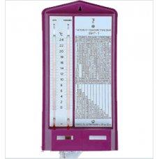Гигрометр психрометрический ВИТ-1 (от 0 до +25 С), Артикул: ВИТ-1, Производитель: