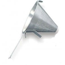 Дуршлаг конический нержавеющий MGSteel d=200мм, 1,5л, Артикул: CST20, Производитель: MGSteel (Индия)