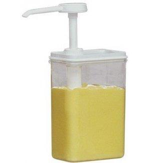 Дозатор пластиковый с емкостью APS 1,25л, Артикул: 93151, Производитель: APS (Германия)