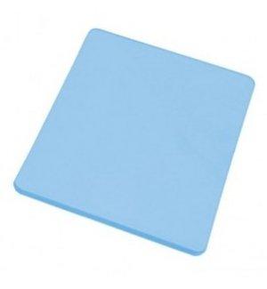 Доска разделочная полипропиленовая 45*30*1,3см (синяя), Артикул: 1710, Производитель: Мастергласс (Россия)