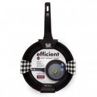 Сковорода с антипригарным покрытием Efficient Pinti d=30см