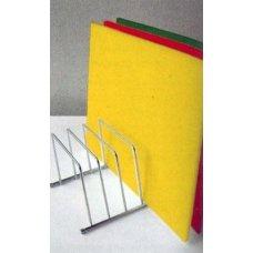 Подставка для досок нержавеющая на 6 штук, Артикул: WP-II R, Производитель: