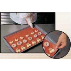 Коврик красный силиконовый Martellato 39,5*59,5см, Артикул: SILICOPAT 1/R, Производитель: Martellato (Италия)