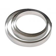 Форма для выкладки и выпечки Круг De Buyer d=7см, h=4,5см, Артикул: 3989.07, Производитель: De Buyer (Франция)
