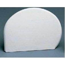Скребок жесткий полипропиленовый 12,5*9см, Артикул: RTA 1, Производитель: Martellato (Италия)