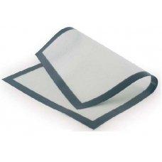 Коврик силиконовый на тканной основе Martellato белый 42*62см, Артикул: SILICOPAT 3/B, Производитель: Martellato (Италия)