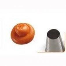 Насадка кондитерская нержавеющая Круг d=24мм, Артикул: BT 224, Производитель: Martellato (Италия)