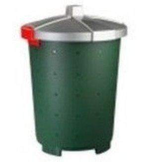 Бак пищевой полипропиленовый зеленый 65л, 47*66см, Артикул: 431227709, Производитель: Рестола (Россия)
