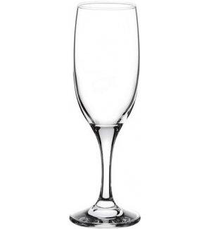 Бокал-флюте для шампанского Бистро 190мл, Артикул: 44419, Производитель: Pasabahce-завод Бор (Россия)