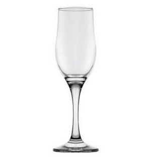 Бокал-флюте для шампанского Тулип 190мл, Артикул: 44160, Производитель: Pasabahce-завод Бор (Россия)