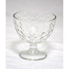 Креманка волна Мальва 310мл, Артикул: 1580, Производитель: Опытный стекольный завод (Россия)