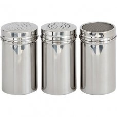 Емкость для сыпучих продуктов со средними отверстиями MGSteel V=0,3л, Артикул: KW-I-U, Производитель: MGSteel (Индия)