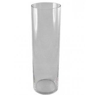 Стеклянная ваза для цветов Неман 300*100мм, Артикул: 7017, Производитель: Неман (Беларусь)