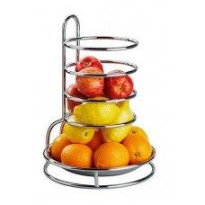Ваза для фруктов нержавеющая APS d=27,5см, h=32см, Артикул: 33235, Производитель: APS (Германия)