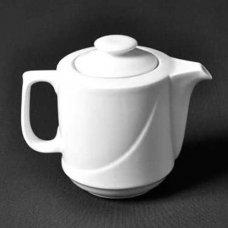 Кофейник Принц Bashfarfor 1200мл, Артикул: ИКФ 03.1200, Производитель: Башкирский фарфор (Россия)