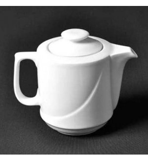 Кофейник Принц Bashfarfor 600мл, Артикул: ИКФ 03.600, Производитель: Башкирский фарфор (Россия)